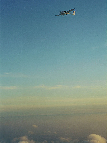 Katana in the Sky