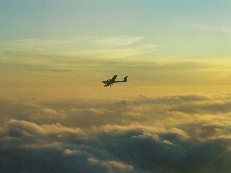 Katana in the Sky, 2