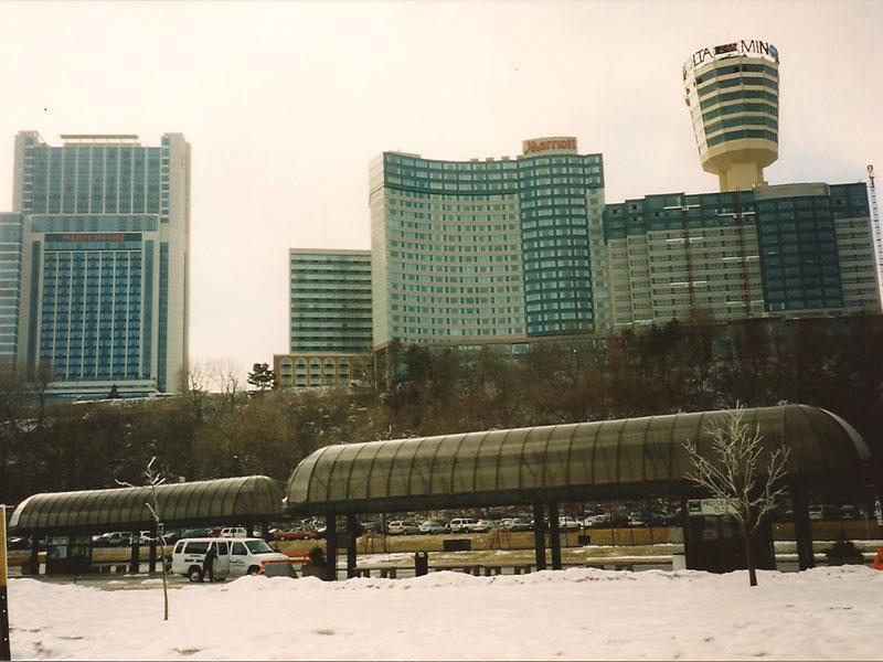 Niagara-Hotels