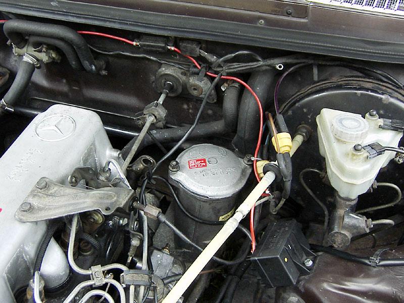 Motorraum-Vorgluehrelais