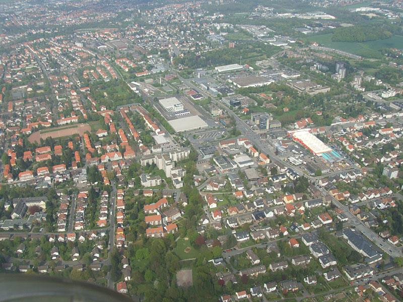 Bielefeld, Detmolder Straße