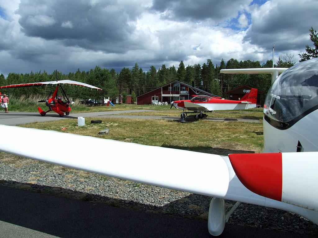 Flugplatz Elverum