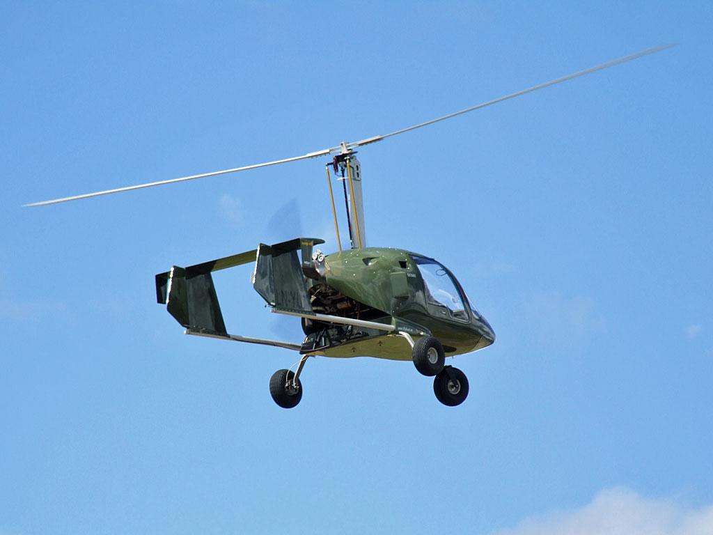 Celier Xenon Gyrokopter