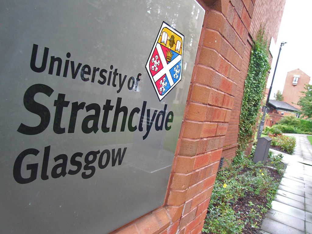 Strathclyde University - die beste von Glasgows vielen Unis