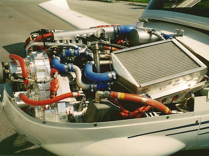 Der Thielert-Diesel in der DA40