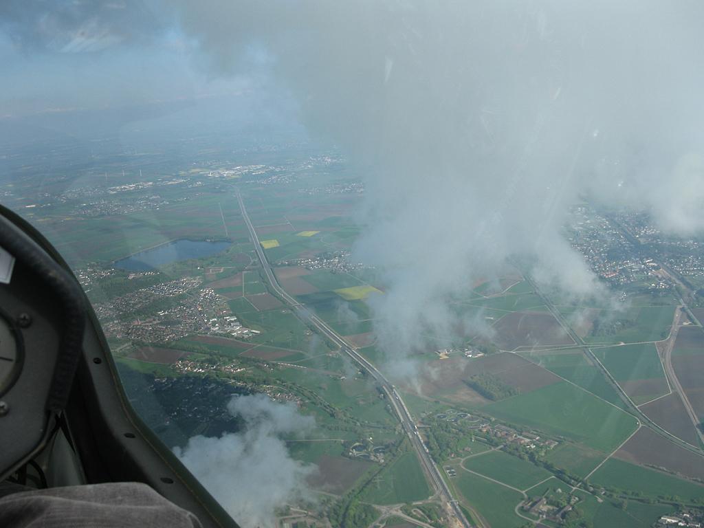 Die Wolken von Weisweiler