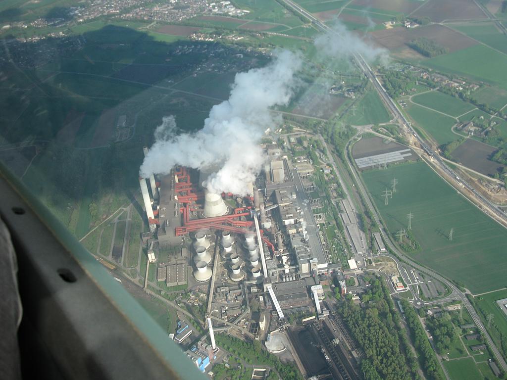 Das Kraftwerk Weisweiler