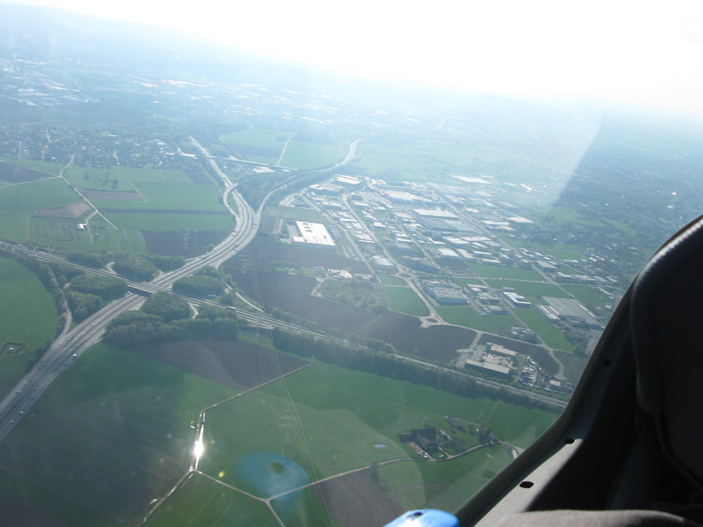 Autobahnkreuz Aachen