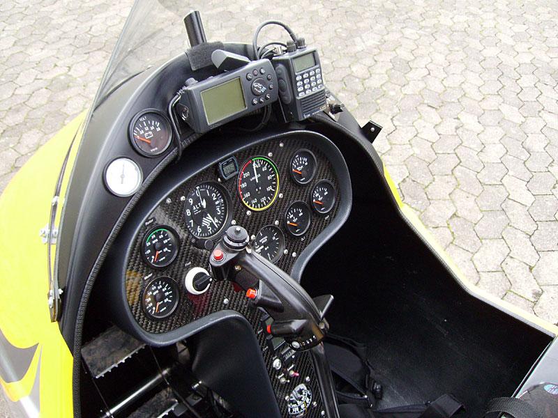 Gyrocockpit