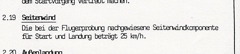 Falke Flughandbuch