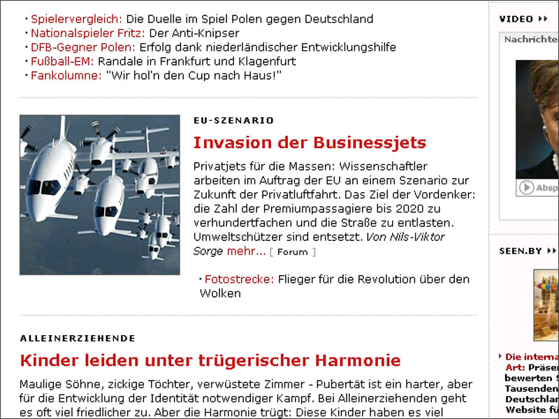 Invasion der Businessjets