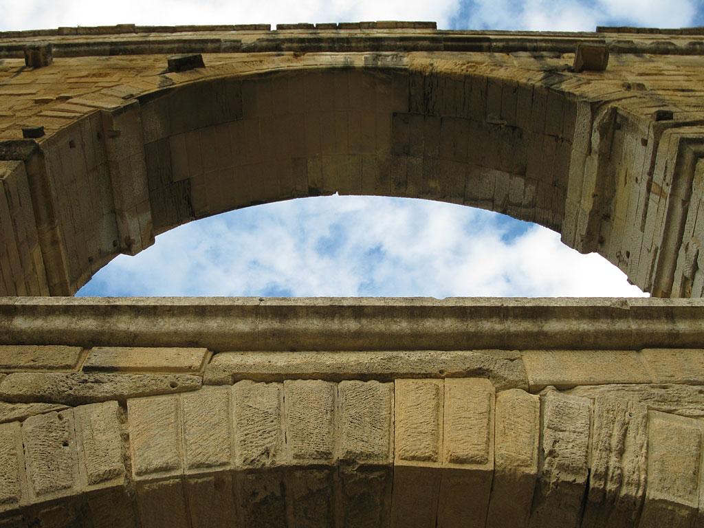 833_Pont-du-Gard_Bogen_1024