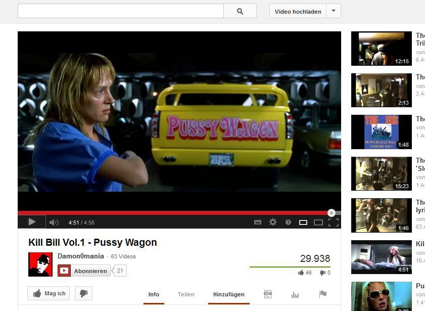 Pussy-Wagon