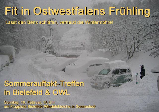Winterautotreffen