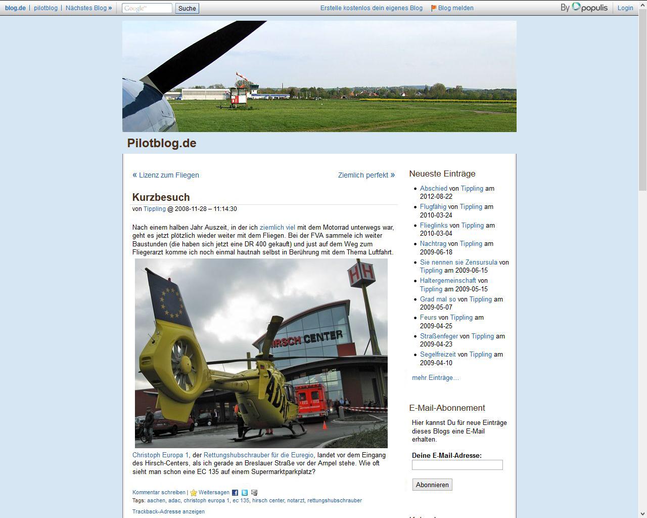 2014_05_Pilotblog Hirschcenter neu